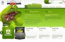 Зеленый цвет в дизайне сайтов