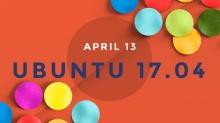 дата релиза Ubuntu 17.04
