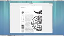 Переработанный классический режим GNOME 3.8