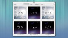 Новое приложение Clock в GNOME 3.8