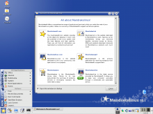 Mandrake Linux 10.1