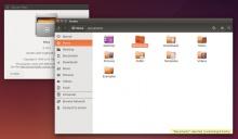 Nautilus 3.14 в Ubuntu 15.04