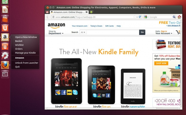 Amazon Web Apps