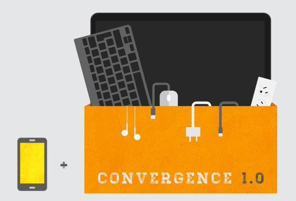 конвергенция