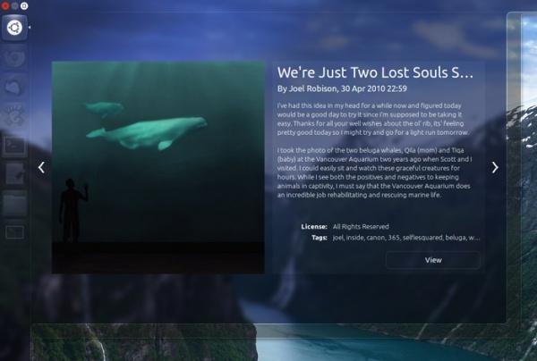 фото-линза в Unity Previews