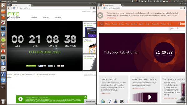HTC и Ubuntu