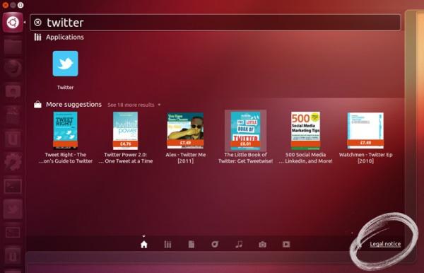 правовая оговорка Ubuntu