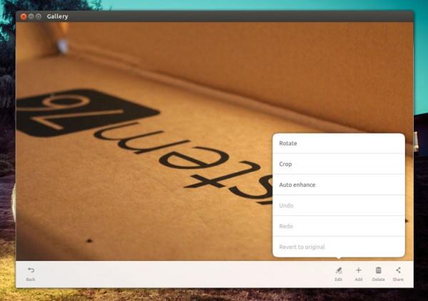 Ubuntu Touch Gallery