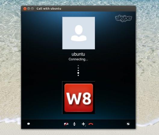 звонок Skype для Linux