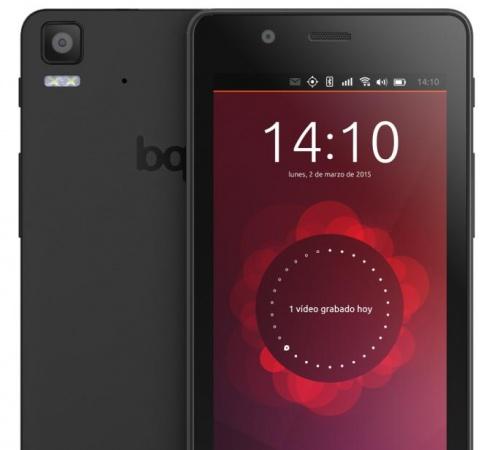 Bq Aquaris E5 Ubuntu Edition