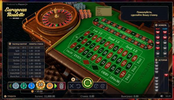 игры на реальные деньги рулетка