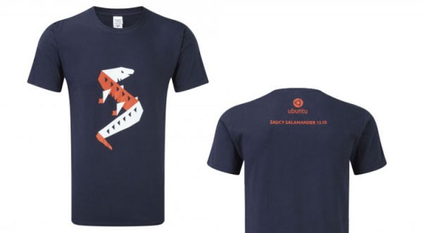 футболка Saucy Salamander