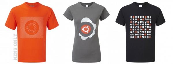 футболки Ubuntu