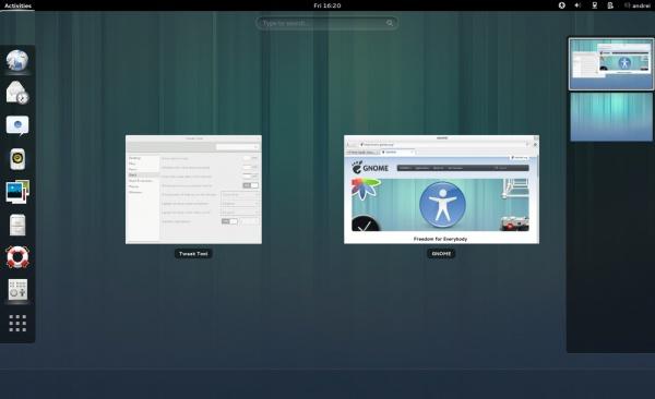 Ubuntu GNOME Remix Beta