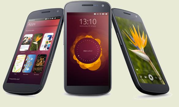 смартфоны Ubuntu Phone