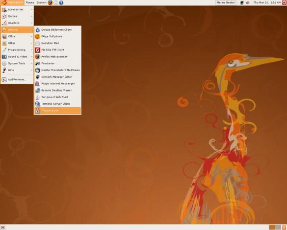 Ubuntu 8.04 LTS (Hardy Heron)